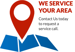 Contact us today to request a service call.
